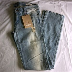 NWT Tommy Straight leg women's jeans